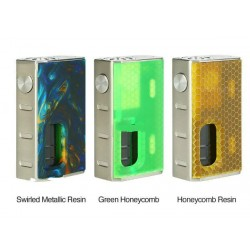 Wismec Luxotic BF Squonk Box Mod 100W Built-in 7.5ml E-juice Bottle