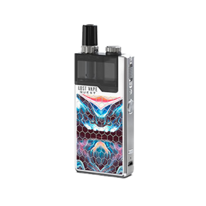 Lost Vape Orion Q-PRO Pod Kit Honeycomb Series SS/Fantasy