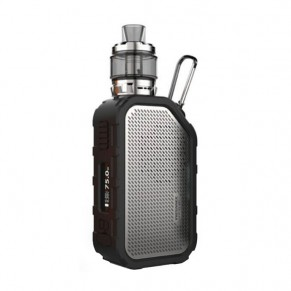 Wismec Active Kit with Amor NS Plus Tank TPD Versio Silver