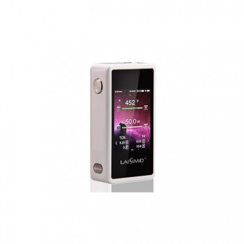 (SMOK)Koopor Plus 200W Temperature Control Box Mod with Dual Driver System -White