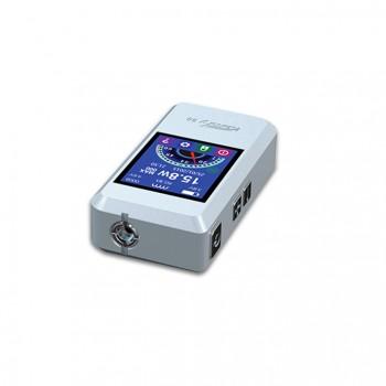 Kamry Epipe K1000 Mechanical Kit 18350 900mah Battery 2.5ml X6 V2 Clearomizer with US Plug-Coffee