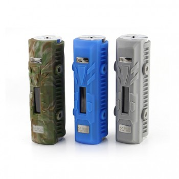 Dovpo GX-200 Mechanical Mod Dual 18650 Battery Compatible Viravle Voltage Mod-Black