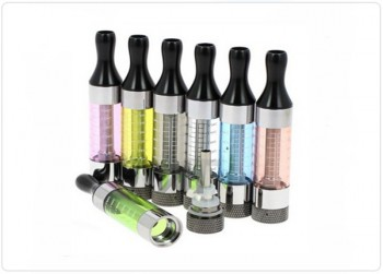 T3S 2.5ml Atomizer for Electronic Cigarette - pink
