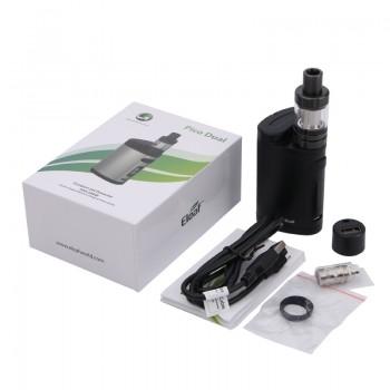 -Joyetech eGrip OLED Starter VW Kit with EU Plug 20w 1500mah-Silver