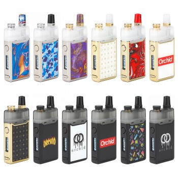 12 colors for Orchid IQS Pod Kit
