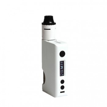 Joyetech eVic-VTC Mini 60W VW/VT Starter Kit Temperature Control with EU Plug-White