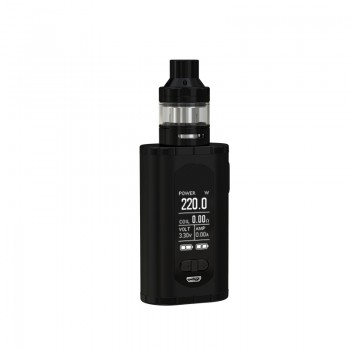 Kanger EMOW Starter Kit 1.8ml Aerotank MOW Tank 1300mah Battery with US Plug-Black