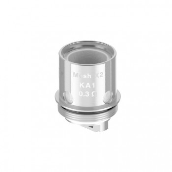 Eleaf  Replacement Coil Head ES Sextuple-0.17ohm Head for Melo 300 5pcs- 0.17ohm