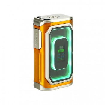 Joyetech eVic Primo Mini 80W Mod Support Power/Bypass/Start/Temp Mode Replaceable for Single 18650 Cell- Yellow