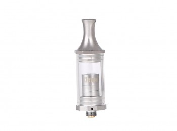Clou Tank M4 2 IN 1 Atomizer Kit by Cloupor - stainless steel