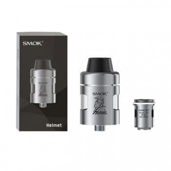 Steam Crave Aromamizer RDTA SC200S 3ml Capacity with Unique Airflow and Liquid Filling 3-Post Deck(Black Vape Band)-Stainless Steel