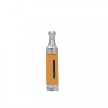 5pcs Kangertech EVOD 2 Clearomizer BDC Pyrex Glass-Yellow