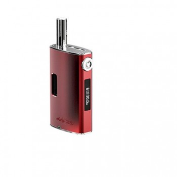 Joyetech eGrip OLED 30W CL Version Starter Kit VV/VW Mode 1500mah/3.6ml Capacity US Plug-Red(Pre-order)