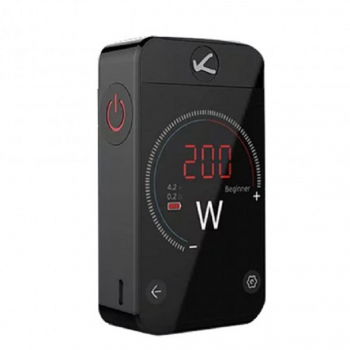Kanger Nebox All in One Mod Kit 60W VW Temperature Control Mod 10ml Juice Capacity-Black