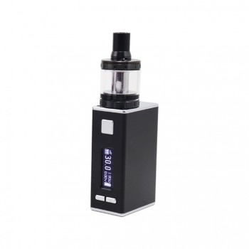 Kanger SUBVOD Starter Kit 1300mah SUBVOD Battery with 3.2ml Nano Atomizer(SSOCC Coil Head)  - Black