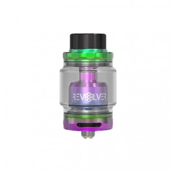 Crusaders Airflow Control 510 Thread DIY Rebuildable Dripping Atomizer - blue
