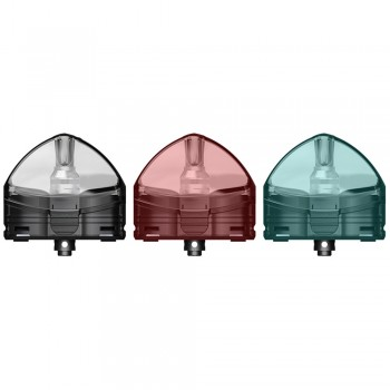 3 colors for Tesla AEROLITE Pod Cartridge