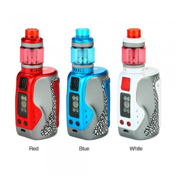3 colors for Wismec Reuleaux Tinker Kit