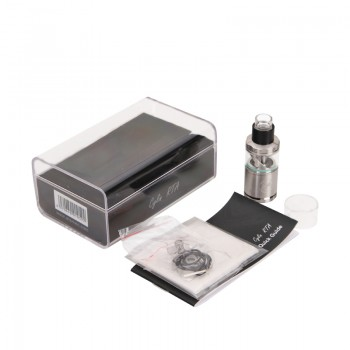 Wismec Cylin 3.5ml Liquid Capacity Rebuildable Tank Atomizer