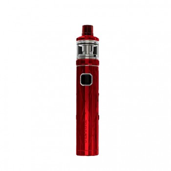 Kamry X6 Starter Kit with X6 1300mah Battery 1.6ml CE4 Atomizer US Plug-Blue