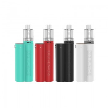 4 Colors for Digiflavor Lunar Kit