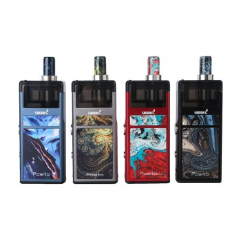 4 colors for Smoant Pasito Pod Kit