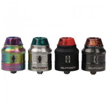 4 colors for Vandy Vape Mutant RDA
