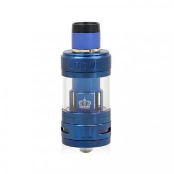 Uwell Crown 4ml Sub-Ohm Tank with 3 Coil Heads (0.25ohm,0.15ohm,0.5ohm)-Black