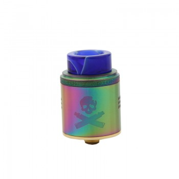 Mutation X V3 22mm RDA Rebuildable Dripping Atomizer - black