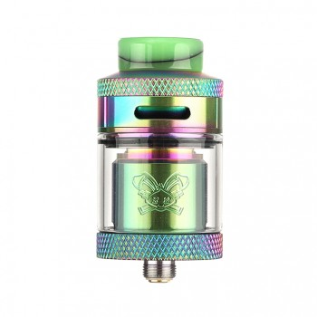 Billow V2 Nano 3.2ml Rebuildable Tank Atomizer by Ehpro & Eciggity-Silver