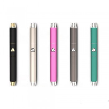 5 colors for Dazzvape Acus Wax Pen Vaporizer Kit