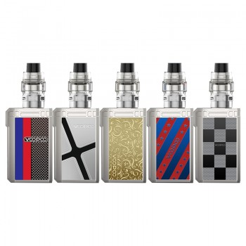 5 colors for VOOPOO ALPHA Zip Kit