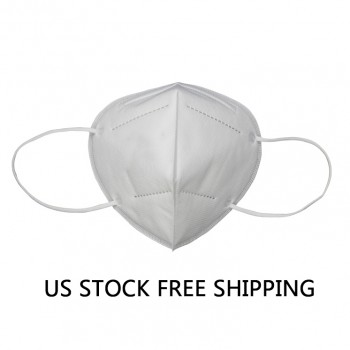 5 Ply N95 Face Mask 100pcs US STOCK FREE SHIPPING
