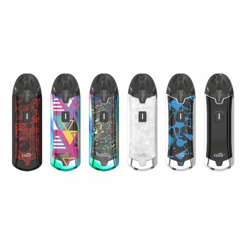 7 Colors for Vapefly Jester Pod Kit