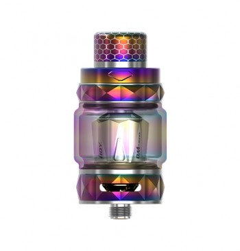 Morph Tank with RBA Adaptor 4.5ml by Ehpro and Eciggity with High Coils Compability-Stainless Steel