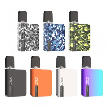 7 colors for POMP Tetris Pod Kit