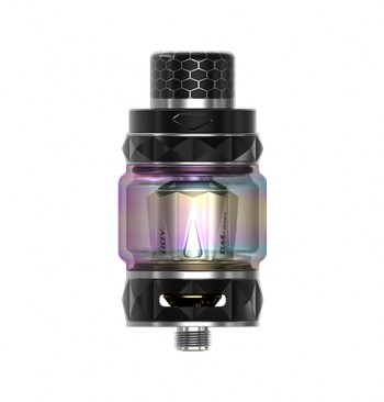 Ephro eTank S2 Sub Ohm Tank 5.0ml Clearomizer with MSVC Coil-Stainless Steel