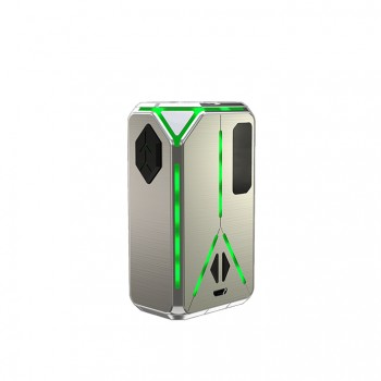 Wismec LUXOTIC NC 250W mod with Guillotine V2 tank Kit-Green resin