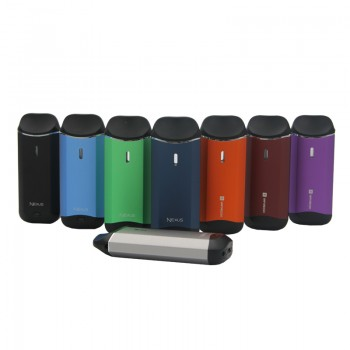 Eleaf iJust 2 Atomizer 5.5ml Adjustable Airflow Tank with 0.3ohm Dual Coil Head-Stainless Steel