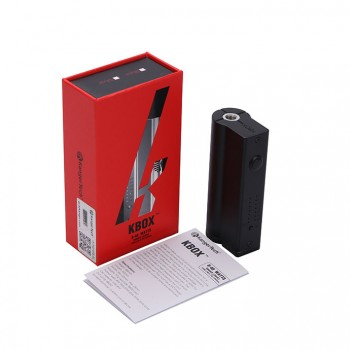 Kanger  KBOX 40W VW Variable Wattage Box Mod-Black