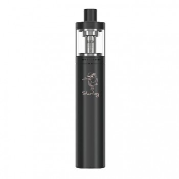 Eleaf  iStick 20W Premium Kit with GS Air Clearomizer EU Plug- Silver
