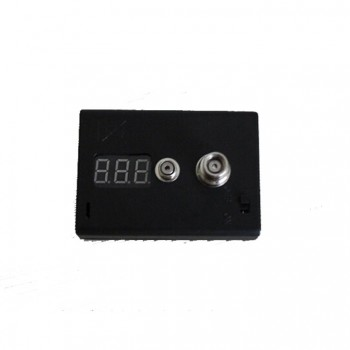 Ohmmeter&Voltmeter Tester 3-Digit LED Display 510/ego Connection