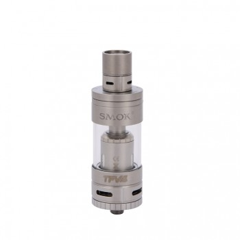 SMOK TFV4 Atomizer Sub Ohm Tank Full Kit 5ml-Silver