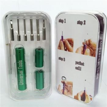 Multi-diameter DIY Tools Coil Winder Universal Tools - Green