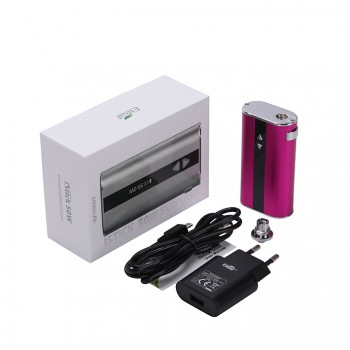 Pioneer4You IPV D2 TC 75W  Box Mod Powered by Single 18650 Battery-Silver