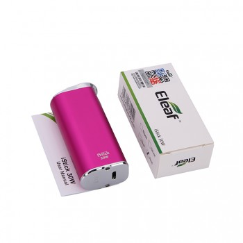Eleaf iStick 30W Mod 2200mah Battery -Red