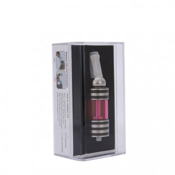 5pcs Aspire ET-S Glass BVC Clearomizer Red