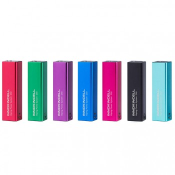 Innokin InnoCell  Multicolor Replacable Battery 2000mAh - black