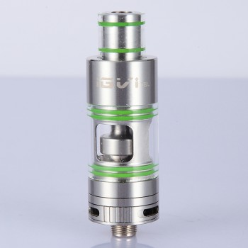 Yosta iGvi 18S Sub-ohm Tank 3.0ml Liquid Capacity Side Filling Tank with Adjustable Airflow Control-Stainless Steel
