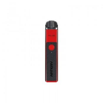 Artery PAL SE Pod Kit Black Red Leather